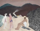 Milton Avery, California Beach