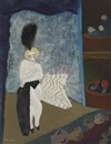 Milton Avery, Burlesque