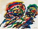 Karel Appel, Untitled