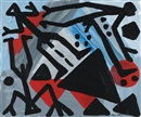 A.R. Penck, Untitled