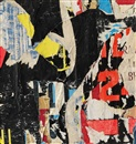 Mimmo Rotella, Untitled