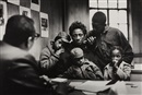 Gordon Parks, The Welfare office, The Fontanelle Family, Harlem, New York