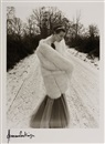 Norman Parkinson, Katherine Pastrie, Snow and Fur