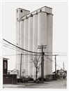 Bernd and Hilla Becher, Grain elevator, Sycamore, Ohio