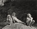 Jock Sturges, Misty Dawn, Christina and Alisa, Northern California
