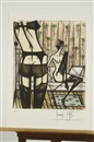 Bernard Buffet, Jeux de dames (album w/20 works)