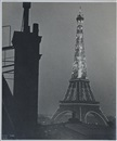 Ilse Bing, Eiffel Tower