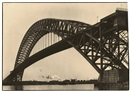 Margaret Bourke-White, Port of N.Y. Authority (Bayonne Bridge)