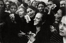 Robert Capa, Italy, Naples, October 2, 1943. Women Crying at Funeral of Twenty Teenaged Partisans who had Fought the Germans Before the Allies Entered the City
