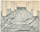 Christo and Jeanne-Claude, Wrapped Floor (Project for Chicago)