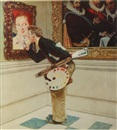 Norman Rockwell, Art Critic