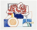 Tom Wesselmann, Scribble Version of Still Life No. 58