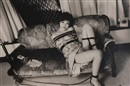 Nobuyoshi Araki, Untitled (Woman on Couch)