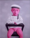 Zhang Xiaogang, Baby in a Sailor Suit