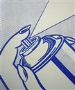 Roy Lichtenstein, Spray Can