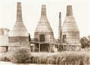 Bernd and Hilla Becher, Kalköfen in Meppel Holland 1968