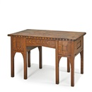 Gustav Stickley, Rare and early library table top