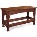 Gustav Stickley, Piano Bench