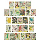 Tony Fitzpatrick, Max and Gaby's Alphabet (26 works)