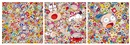 Takashi Murakami, 新日子,新希望 (New day: Kaikai and Kiki) (set of 3), 新日子,新希望 (New day: Kaikai and Kiki) (set of 3)