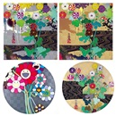 Takashi Murakami, 澗聲 (Kansei series) (set of 4), 澗聲 (Kansei series) (set of 4)