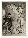 Marc Chagall, L'Apparition I
