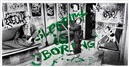 Mr. Brainwash, Sleeping is Boring (Green)