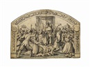 Circle Of Hans Holbein the Younger, The Massacre of the Innocents: Design for stained glass