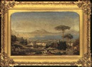 The Bay of Naples by George Gilbert (Sir) Scott