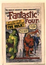 Fantastic Four no.12 by Dick Ayers
