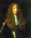 Portrait of a gentleman (the Honorable Roger Widdrington?) in armour by John Hayls