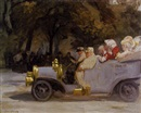 Gray and brass by John Sloan