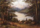 Lake San Christoval by Sister Margaret Gertrude
