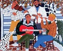 The musicians by David Bates
