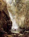 The falls by William Guy Wall