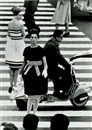Piazza di Spagna, Rome, Vogue by William Klein