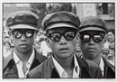 Three youths, Simao, Yunnan by  Liu Heung Shing