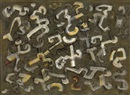 Hidden laughter by Mark Tobey