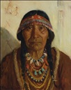 The mother of a chief by Kathryn Woodman Leighton