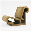 Lounge chair by Frank Gehry