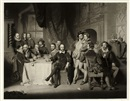 Shakspeare and his contemporaries by James Faed