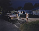 Untitled (Penitent girl) (from the Twilight series) by Gregory Crewdson