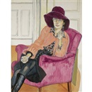 Susan Rossen by Alice Neel