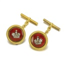 A pair of cufflinks by Alfred Thielemann