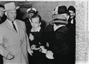 Jack Ruby shooting Lee Harvey Oswald by Robert H. (Bob) Jackson