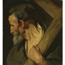 St. Andrew by Jacob Jordaens