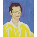 Portrait of John Koenig by Beauford Delaney