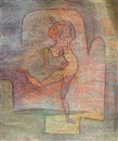 Tänzerin by Paul Klee