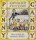 Penny candy (sketch for Penny Candy by Edward Fenton) by Edward Gorey