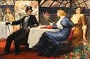 At the café by Adrien de Witte